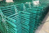3D kerítés táblák